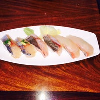 Photo taken at Sushi Tomi by Peter on 4/4/2015