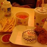 Photo taken at A&W by Rianopha S. on 7/27/2013