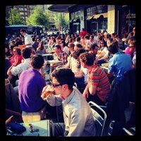 Photo taken at Café Belga by FlinsouZ on 6/5/2013