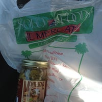 Photo taken at Sofo Foods Il Mercato by Cindy U. on 5/7/2013