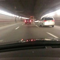 Photo taken at Thomas P. O'Neill Jr. Tunnel by Josh H. on 1/17/2014