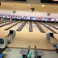 Photo taken at Continental Lanes by Dee J. on 5/4/2013