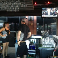 Photo taken at Canteen Modern Tequila Bar by Ricky P. on 6/28/2013