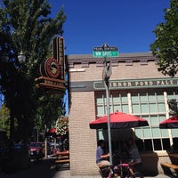 Photo taken at Deschutes Brewery Portland Public House by Ricky P. on 8/28/2014