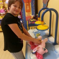 Photo taken at Build-A-Bear Workshop by Heather K. on 4/21/2013