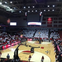 Photo taken at Fifth Third Arena by Bob M. on 2/9/2013