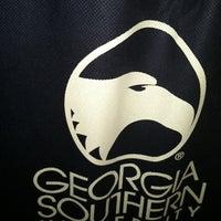 Photo taken at Georgia Southern University by Pretty Brown Eyez . on 7/11/2013