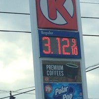 Photo taken at Circle K by Megan B. on 10/26/2012