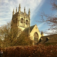 Photo taken at Christ Church by Tedd S. on 4/21/2013