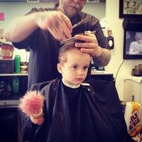 Photo taken at Supernova Barber Shop by Hilary M. on 4/8/2014