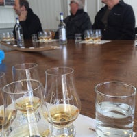 Photo taken at Benromach Distillery and Malt Whisky Centre by Martin on 4/30/2016