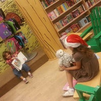 Photo taken at Barnes & Noble by Justin B. on 12/23/2012