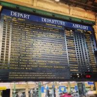 Photo taken at Gare SNCF de Paris Nord by Simon P. on 7/27/2013