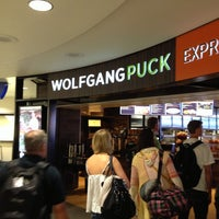 Photo taken at Wolfgang Puck Express by Edwin K. on 7/13/2013