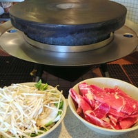 Photo taken at Big Wok Mongolian BBQ by Xander F. on 6/15/2013