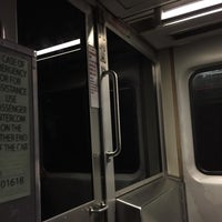 Photo taken at MBTA Red Line by Miguel E. on 9/12/2016