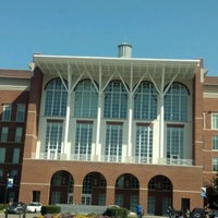 Photo taken at William T. Young Library by Kathryn K. on 10/13/2012