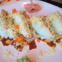 Photo taken at Planet Sushi by Stephanie E. on 6/18/2013