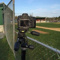 Photo taken at Duanesburg Little League by Stephanie M. on 5/12/2014