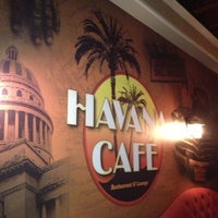 Photo taken at Havana Cafe by Angelique H. on 11/4/2012