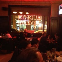 Photo taken at Hudson Tavern by Paul A. on 1/26/2013