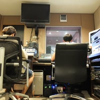 Photo taken at Soundwave Sound Studio by Kovit S. on 6/16/2014