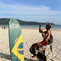 Photo taken at Lopes Mendes by MD L. on 1/9/2013