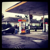 Photo taken at Shell by Manny G. on 7/13/2013