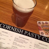 Photo taken at Cornish Pasty Co by LaDonald W. on 11/12/2013