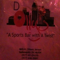Photo taken at Downtown Olly's by William G. on 11/24/2012