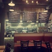 Photo taken at Standard Burger by Jan G. on 7/5/2015