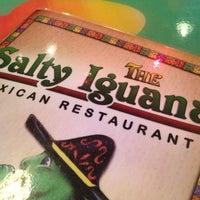 Photo taken at Salty Iguana by John J. on 1/19/2013