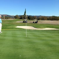 Photo taken at Sonoma Golf Club by Shawn G. on 11/17/2013