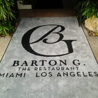 Photo taken at Barton G. The Restaurant by Ashley S. on 6/20/2013
