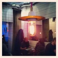 Photo taken at Kaffeverket by Wouter V. on 11/4/2012