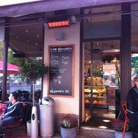 Photo taken at Café Levinsky's by Wouter V. on 10/9/2012