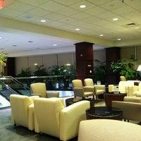 Photo taken at United Club - Terminal E by Karlita C. on 11/12/2012