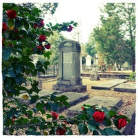 Photo taken at Memory Hill Cemetery by Joseph M. on 3/13/2015
