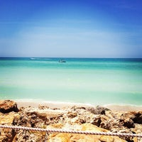 Photo taken at The BeachHouse by Christian Z. on 5/18/2013