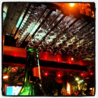 Photo taken at Canteen Modern Tequila Bar by Chad W. on 12/19/2012
