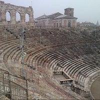 Foto scattata a Arena di Verona da Lina J. il 1/29/2013