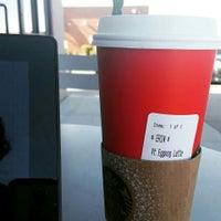 Photo taken at Starbucks by Erin H. on 11/11/2015