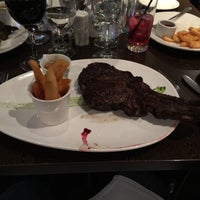 Photo taken at Steakhouse 66 by Andy F. on 7/3/2015