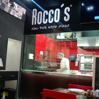 Photo taken at Rocco's Pizza by Hector L. on 1/8/2014