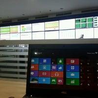 Photo taken at Gedung TSI BRI, Divisi Teknologi dan Sistem Informasi (TSI) by Chesa L. on 10/26/2012