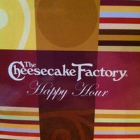 Photo taken at Cheesecake Factory by Gina B. on 10/20/2012