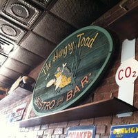 Photo taken at The Hungry Toad by Gina B. on 10/26/2012