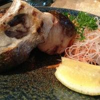 Photo taken at Fuki Sushi by Gina on 7/25/2013