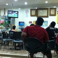 Photo taken at Restoran BNS Maju by Fitrie on 2/13/2013