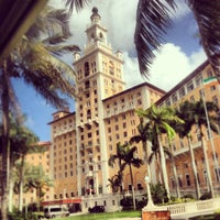Photo taken at Biltmore Hotel Miami Coral Gables by Jerry D. on 7/8/2013
